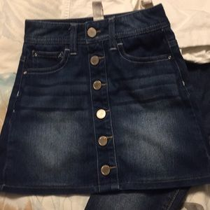 Justice Bottoms - Kids Justice lot. Size 8